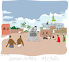 Cartoon: Sudan Floods  2020 (small) by gungor tagged flood,in,sudan