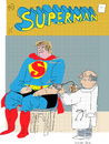 Cartoon: Superman (small) by gungor tagged usa