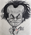 Cartoon: Jack (small) by Tomek tagged jack,nicholson