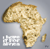 Cartoon: I hope for Africa (small) by pv64 tagged africa pv bred scarcity