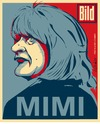 Cartoon: Bild Mimi (small) by ESchröder tagged alice,schwarzer,emma,emanzipation,feminismus,bildzeitung,printmedien
