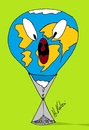 Cartoon: theend (small) by kaleci tagged cypriot