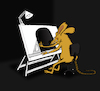 Cartoon: Architect Mouse... (small) by berk-olgun tagged architect,mouse