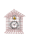 Cartoon: Bird Cage... (small) by berk-olgun tagged bird,cage