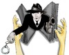 Cartoon: Crime Fiction.. (small) by berk-olgun tagged crime,fiction