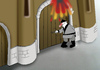 Cartoon: Drunk.. (small) by berk-olgun tagged drunk
