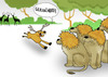 Cartoon: Geronimo.. (small) by berk-olgun tagged geronimo