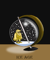 Cartoon: Ice Age... (small) by berk-olgun tagged ice,age