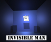 Cartoon: Invisible Man... (small) by berk-olgun tagged invisible,man