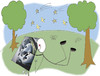 Cartoon: Parallel Universe.. (small) by berk-olgun tagged parallel,universe