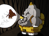 Cartoon: Parallel Universe ... (small) by berk-olgun tagged parallel,universe