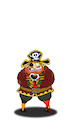 Cartoon: Pirate in Love... (small) by berk-olgun tagged pirate,in,love