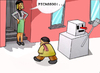 Cartoon: pravna.. (small) by berk-olgun tagged pravna