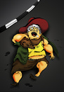 Cartoon: Revenge... (small) by berk-olgun tagged revenge