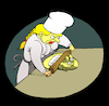 Cartoon: Rolling Pin... (small) by berk-olgun tagged rolling,pin