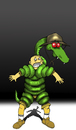 Cartoon: Scout Snake... (small) by berk-olgun tagged scout,snake