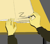 Cartoon: Signature Day... (small) by berk-olgun tagged signature,day