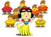 Cartoon: Snow White... (small) by berk-olgun tagged snow,white