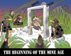 Cartoon: The Beginning of the Mine Age... (small) by berk-olgun tagged the,beginning,of,mine,age