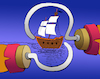 Cartoon: The Pirate Movie... (small) by berk-olgun tagged the,pirate,movie