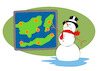 Cartoon: Weather Forecast... (small) by berk-olgun tagged weather,forecast