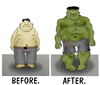Cartoon: Wrong man at the Diet.. (small) by berk-olgun tagged diet
