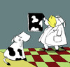 Cartoon: X RAY... (small) by berk-olgun tagged ray