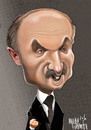 Cartoon: Alexander Lukashenko (small) by Marian Avramescu tagged by,mav