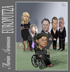 Cartoon: LA  FAMIGLLIA (small) by Marian Avramescu tagged mmmmmmmmm