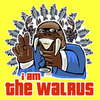 Cartoon: I am the walrus (small) by jenapaul tagged walrus,politics,society