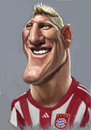 Cartoon: Bastian Schweinsteiger FC Bayern (small) by Tonio tagged fussball,soccer,münchen,nationalmanschaft,bayern,munich,wm,pep,guardiola,fcb,dfb,pokal,endspiel,finale,bvb,borussia,dortmund,klopp,pokalfinale,kloppo,jürgen,karikatur,cartoon,funny,witz,comic,caricature,zeichnung,card,ecard,grußkarte,grusskarte