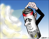 Cartoon: Chemical weapon (small) by jeander tagged assad,syria,chemical,conflict,war