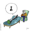Cartoon: . (small) by mseveri tagged chess