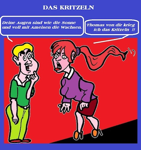 Cartoon: Kritzeln (medium) by cartoonharry tagged kritzeln,cartoonharrry