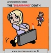 Cartoon: A Disarming Death (small) by cartoonharry tagged bomb,girl,disarming,death,taliban,afghanistan,terrorism,cartoon,cartoonist,cartoonharry,dutch,toonpool