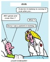 Cartoon: Aha (small) by cartoonharry tagged cartoonharry