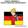 Cartoon: Angela Merkels (small) by cartoonharry tagged germany,government,merkel,women,cocktail