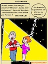 Cartoon: Argumente (small) by cartoonharry tagged argumente,date
