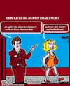 Cartoon: Der letzte Aufenthaltsort (small) by cartoonharry tagged aufenthaltsort,cartoonharry