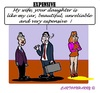 Cartoon: Expensive Wife (small) by cartoonharry tagged man,wife,unreliable,car,expensive