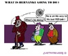 Cartoon: FED Bernanke (small) by cartoonharry tagged fed,bernanke,cartoonharry,toonpool