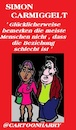Cartoon: Glücklicherweise (small) by cartoonharry tagged glücklicherweise,cartoonharry