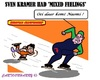 Cartoon: Kampioen (small) by cartoonharry tagged ec,schaatsen,kampioen,svenkramer