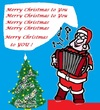 Cartoon: Merry Christmas (small) by cartoonharry tagged xmas2015