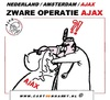 Cartoon: Operatie Ajax Amsterdam (small) by cartoonharry tagged holland,amsterdam,ajax,club,operatie,cartoon,cartoonist,cartoonharry,dutch,toonpool