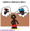 Cartoon: Somalia Boys (small) by cartoonharry tagged somalia,boys,choice,help,aid,cartoons,cartoonists,cartoonharry,dutch,toonpool