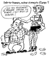 Cartoon: Dodo-La-Saumure (small) by Zombi tagged procurer,french,dodo,la,saumure,dsk,imf,bank,economist,economy,blow,job
