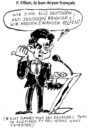 Cartoon: French Tartuffe Fillon (small) by Zombi tagged francois,fillon,french,satan,europa,devil,economics