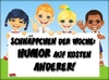 Cartoon: HUMOR! (small) by Vanessa tagged humor,satire,werbung