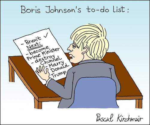 Cartoon: Boris Johnson (medium) by Pascal Kirchmair tagged cartoon,brexit,boris,johnson,chunnel,channel,tunnel,caricature,karikatur,vignetta,pascal,kirchmair,drawing,vineta,comica,zeichnung,illustration,eurotunnel,sous,la,manche,ilustracion,ilustracao,illustrazione,illustratie,tekening,teckning,dessin,dibujo,desenho,ambition,ambitious,cartoon,brexit,boris,johnson,chunnel,channel,tunnel,caricature,karikatur,vignetta,pascal,kirchmair,drawing,vineta,comica,zeichnung,illustration,eurotunnel,sous,la,manche,ilustracion,ilustracao,illustrazione,illustratie,tekening,teckning,dessin,dibujo,desenho,ambition,ambitious